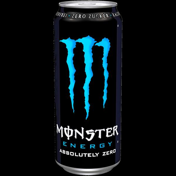 Monster Energy Drink Absolutley Zero 500ml Dose