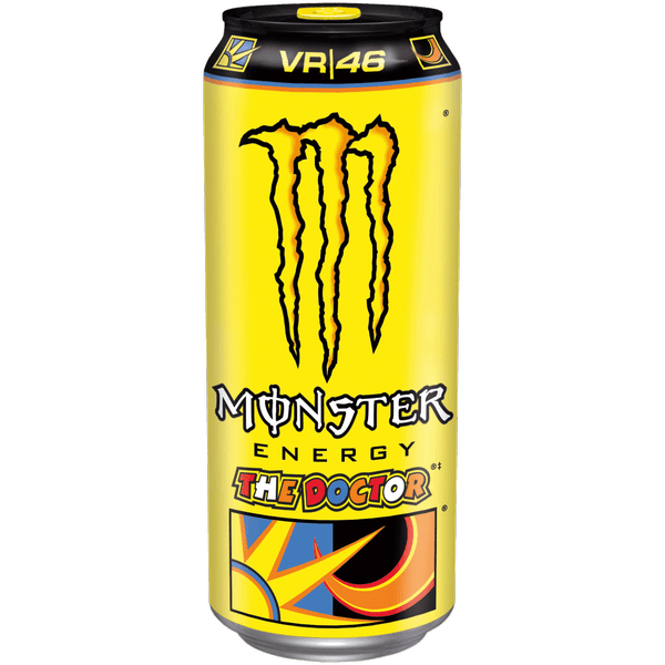 Monster Energy Drink The Doctor 500ml Dose