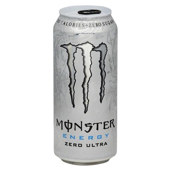 Monster Energy Ultra Zero 500ml Dose