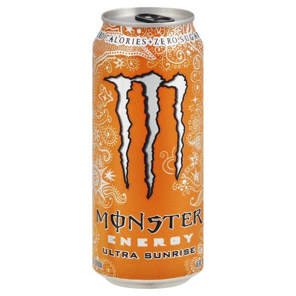 Monster Energy Drink Ultra Sunrise 500ml Dose