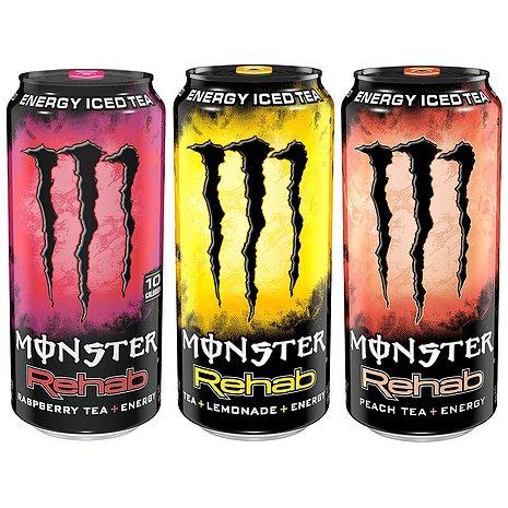 NEU IM SORTIMENT – REHAB  – MONSTER ENERGY DRINKS USA 473ML DOSEN